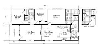 the garland manufactured home floor plan or modular floor plans