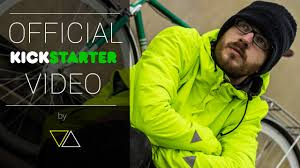 best cycling jacket 2016 mova cycling jacket official kickstarter video youtube