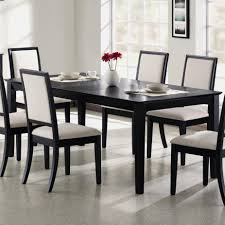 black dining room table chairs 51 stock black dining room table and chairs phenomenal tuppercraft com
