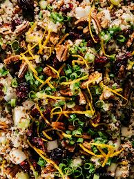 christmas sides recipes sweet side dish quinoa recipe i am a food i am a