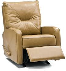 Recliners With Ottoman by Recliners Splendid Leather Recliner Swivel Rocker For Home Decor