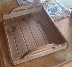 Breakfast In Bed Table by Handmade Wooden Bbq Tray Dining Tray Breakfast In Bed Tray