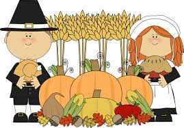 pilgrims and thanksgiving harvest clip pilgrims and