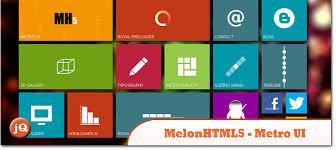 10 popular metro bootstraps u2014 sitepoint