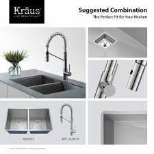 Installing Kitchen Sink Faucet by Kitchen Faucet Kraususa Com