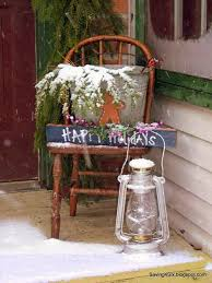 Christmas Decorations For A Front Porch Columns by Christmas Decorating On A Budget Fun Ideas