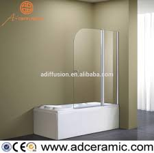 double door pivot folding bathtub shower screen buy bathtub