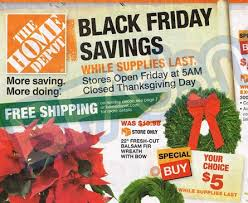 home depot ad for black friday home depot black friday ad sneak peek