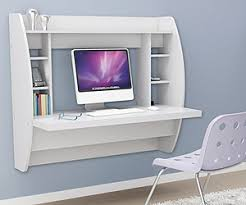wall mount computer u0026 work desk for small room