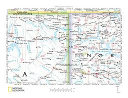 Map Of Montana by Map Of Montana And North Dakota Montana Map