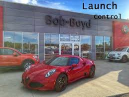 bob boyd alfa romeo fiat how to use alfa romeo 4c launch control