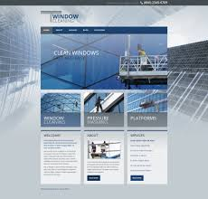 Window Cleaning Window Cleaning Website Templates