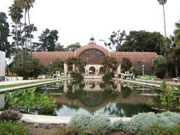 Balboa Park Botanical Gardens by The Gardens Of Balboa Park The Lucky One