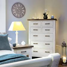 White Painted Bedroom Furniture Hutch Coast White Painted Bedroom Furniture Range
