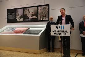 911 Flag Photo Iconic Flag From 9 11 Photo Returns To Ground Zero After Vanishing