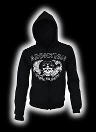 biker hoody biker shirts motorcycle clothing by addiction brand