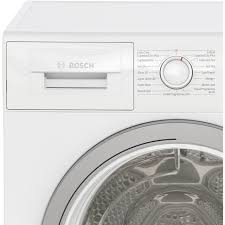 Bosch Clothes Dryers Wtn85250gb Wh Bosch Condenser Tumble Dryer 8kg Ao Com