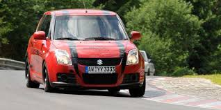 suzuki swift sport retired from rent4ring fleet photo gallery