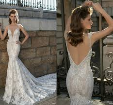 bridal websites berta 2016 new arrival lace mermaid wedding dresses spaghetti