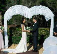 wedding arches south wales wedding arch heart in new south wales gumtree australia free