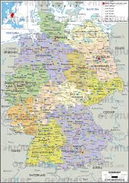 Map Of Germany And Poland by Geoatlas Countries Germany Map City Illustrator Fully