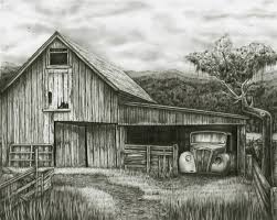 colored pencils pinterest barn bobs and drawings