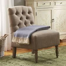 Tufted Slipper Chair Sale Design Ideas Charlton Home Roland Tufted Slipper Chair U0026 Reviews Wayfair