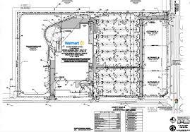 Walmart Floor Plan Robertsdale Walmart On Track For Summer Opening Mayor Says Al Com