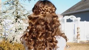 sock curls easy no heat curls cute girls hairstyles makeup