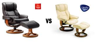 Comfortable Recliners Reviews What U0027s The Difference Between Stressless And Fjords Hjellegjerde