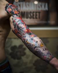 irezumi japanese tattoo sleeve inkedcollector