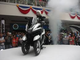philippine motorcycle yamaha motor philippines introduces new attitude old