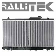 koyo oem replacement radiator manual transmission wrx 2003 2007