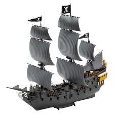 des caraïbes maquette black pearl revell king jouet