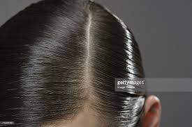 hair parting hair parting stock photos and pictures getty images