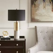 black table lamps for less overstock com