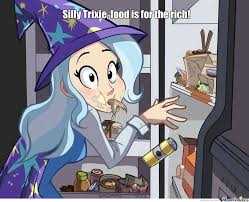 Trixie Meme - silly trixie by malcanater007 meme center