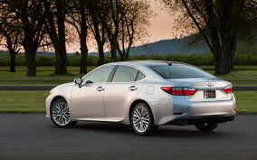 lexus es250 used car 2013 lexus es first drive motor trend
