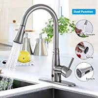touchless faucet kitchen best sellers best touchless kitchen sink faucets