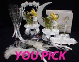 marge u0026 o homer simpsons wedding theme pick cake topper or