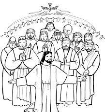saints coloring pages catholic itgod