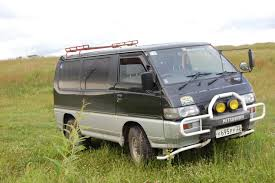 mitsubishi delica used 1991 mitsubishi delica photos diesel manual for sale