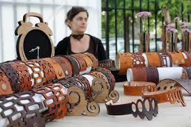 leather bracelet craft images Renegade craft fair feature colin francis jewelry design milk jpg