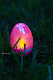 glow in the dark easter egg hunt smart house