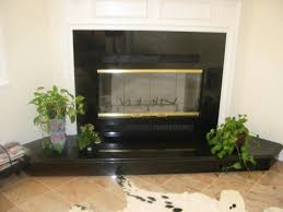 fireplace saulos granite