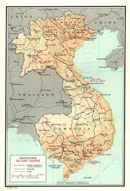 Large Scale Map Vietnam Maps