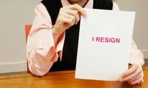 resignation letter format free sample resignation letter