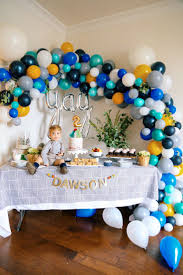 Birthday Party Decorations In Home by 25 Best Balloon Arch Ideas On Pinterest Balloon Decorations