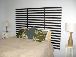 Wood Slat by Weekend Project Build An Easy To Make Slatted Headboard Hgtv