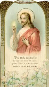 jesus uscsc holy cards